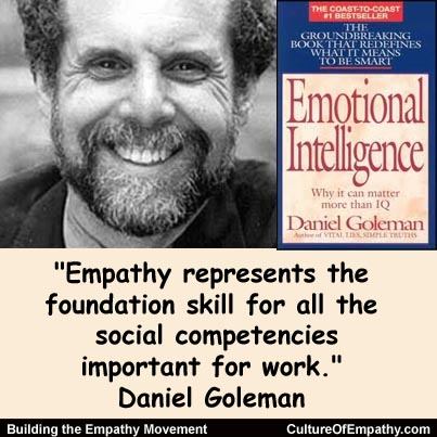 emotional intelligence by daniel goleman Daniel goleman and emotional intelligence in the 1990's daniel goleman became aware of salovey and mayer's work, and this eventually led to his book, emotional intelligence goleman was a science writer for the new york times, specialising in brain and behaviour research.