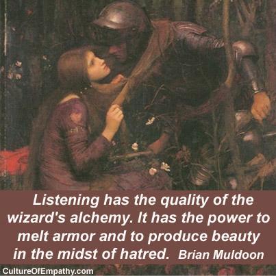 Empathy Quotes: Listening