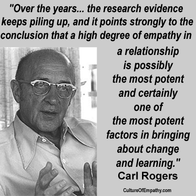 Carl Rogers Quotes Sunset